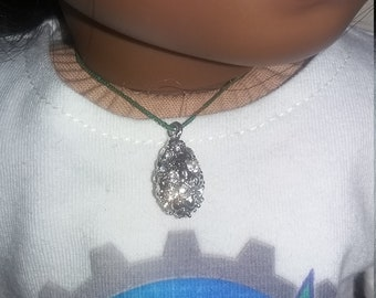 Doll size necklace