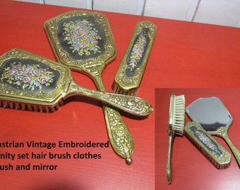 Vanity dresser set