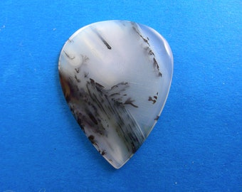 Mad River agate Stone guitar pick - P850