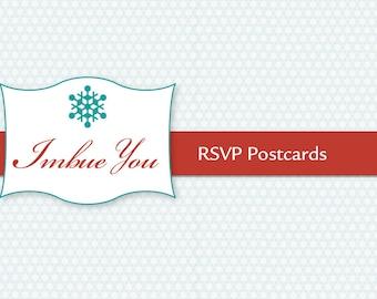 RSVP Postkarten - Add-On