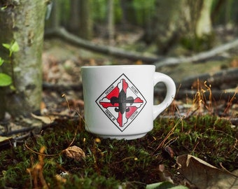 Vintage Boy Scouts  of America coffee cup Patuxent District Friends of Scouting