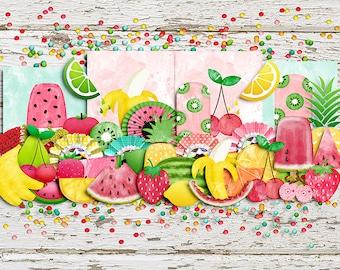 Fruit Loop Elements
