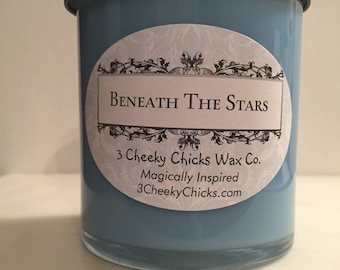 Beneath The Stars Candles, Cinderella, Disney Inspired Scent, Home Fragrance