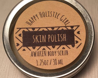 Vanilla Cookie Skin Polish
