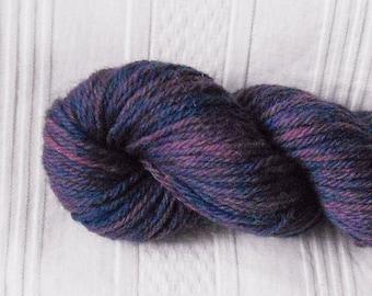 Iris worsted-weight wool yarn