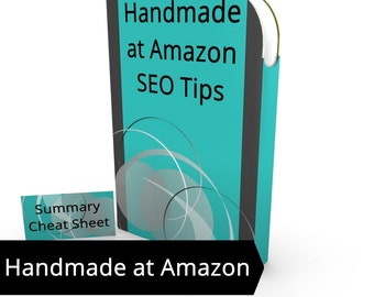 Handmade at Amazon SEO Tips - SEO Optimization, SEO Strategy, Seo Techniques, Search Marketing Seo Search Seo Tricks Amazon Search Algorithm
