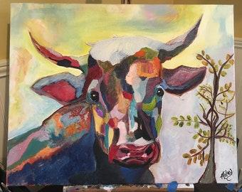 Colorful Bovine