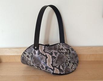 Snake Shoulder Bag
