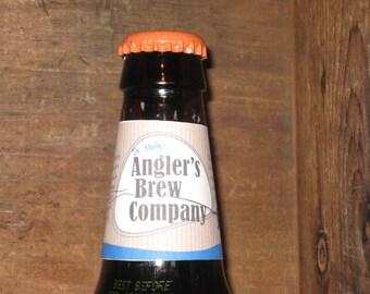 beer neck labels - custom home brew bottle neck labels