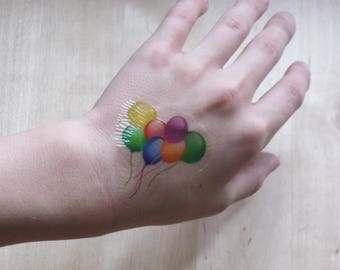 Tattoo Paper for Inkjet Printers