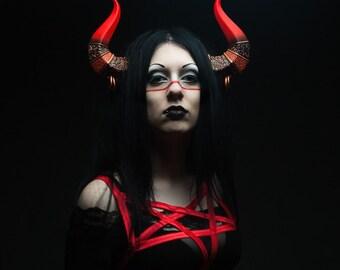 Quick view  sc 1 st  Etsy & Demon horns | Etsy