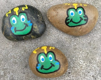 Set of 3 stones with Signal (set nr 3)