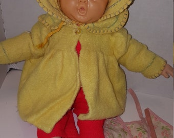 Vintage Ideal Snoozie doll Antique