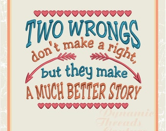 T1146 Two Wrongs