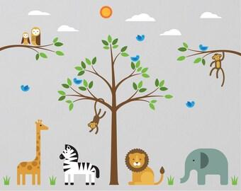 Wall Decals Nursery, Decals Nursery, Wall Stickers Nursery