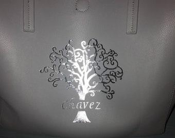 Tree customizable last  name