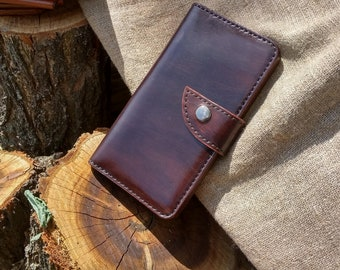 Mens leather wallet, Personalized Leather wallet, Mens wallet personalized, Anniversary gifts, gift for men, personalized,charming wallet