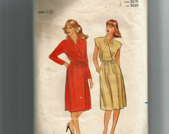 Butterick Misses' Dress Pattern 4078