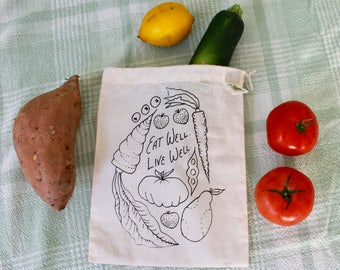 Small Produce Bag
