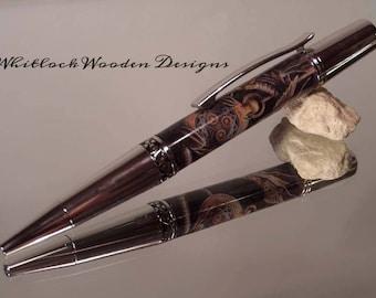 Unique Steampunk Dragon Pen