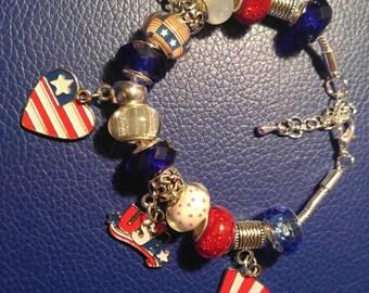 All American Bracelet