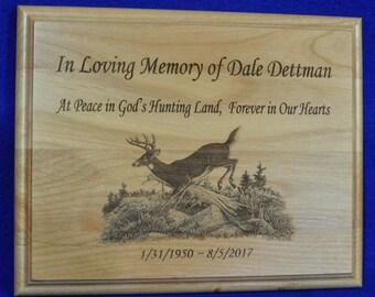 Memorial Gift ~ Sympathy Gift ~ In Loving Memory ~ Sympathy Gifts ~ Engraved Sympathy Gift ~ Funeral Gift ~ In Memory Of ~ Loss Of Dad ~