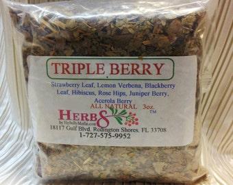 Triple Berry Tea