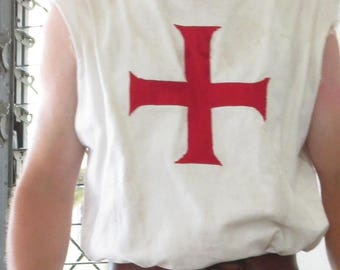 Knight Templar Surcoat/Tabard