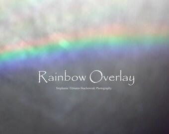 Rainbow Overlay, Rainbow Texture
