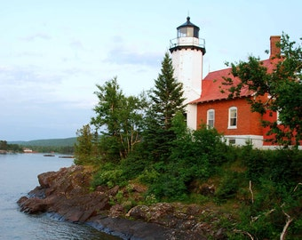 Eagle Harbor Lighthouse #1 11 x 14 mat