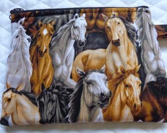 Makeup Bag:Horse