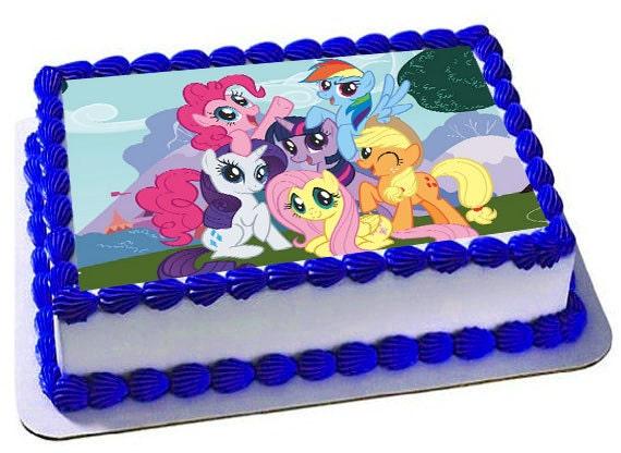 My Little Pony Cake Heb