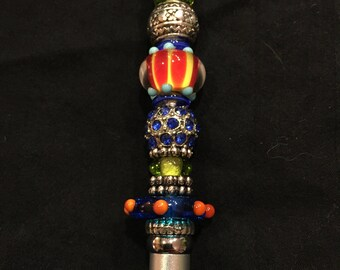 Lampwork Bead Electronic Touch Stylus