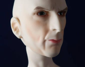 12th Doctor head (for SD sized BJD)