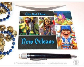 New Orleans Cards