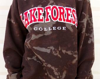 College Sweatshirt (Lake Forest College)