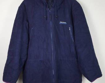 Vintage Helly Hansen Fleece hoodie jacket
