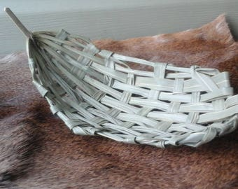 Swamp Witch Palmetto Basket