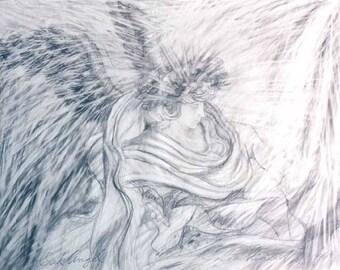 Oak Angel