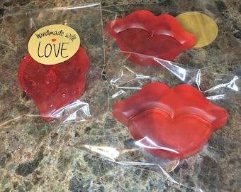 LipSense remover soaps