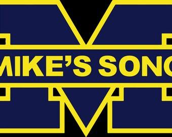 Phish University Of Michigan / Mike's Song T-Shirt