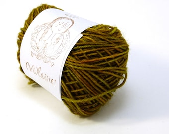 Yarnling per piece : Chaussettes - Putting pretty leaves in the herbarium