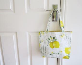 Small shopper, lunch, PVC bag
