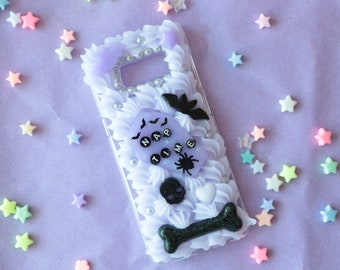 Fits Galaxy S8 Nap Time Decoden Time