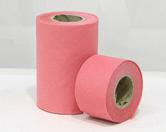 Cotton Bias - Simple Series Flowery Pink -  10 Yards - in 4cm or 10cm - by the roll 88091