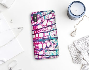 Unique phone case with abstract art for iPhone X, Samsung S9, Samsung A5 2017, Google pixel, iPhone 8 Plus, iPhone 7, Turquoise, Pink. MG060