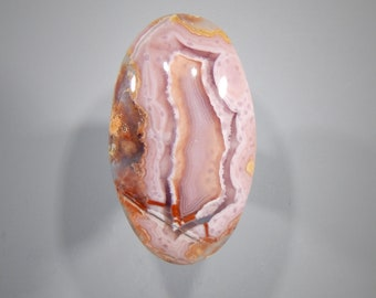 Mexican Agate Cabochon