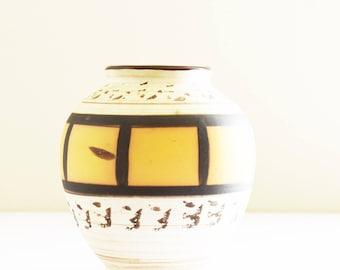Braemore Cartens Vase - Australian Made -  Mid Century Decor - Boho Home -70's Era