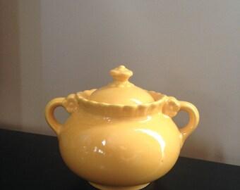Vistosa Yellow by TAYLOR, SMITH & Taylor Sugar Bowl