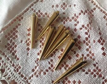 Pearl Golden antique metal colors
